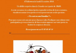 AVIS BARBIZON HALLOWEEN 2016