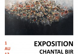 CHANTAL BIR EXPOSITION 41 GRANDE RUE MARS 2017