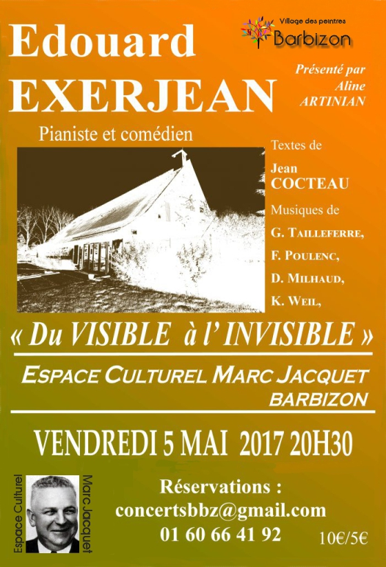 Concert Exerjean Barbizon