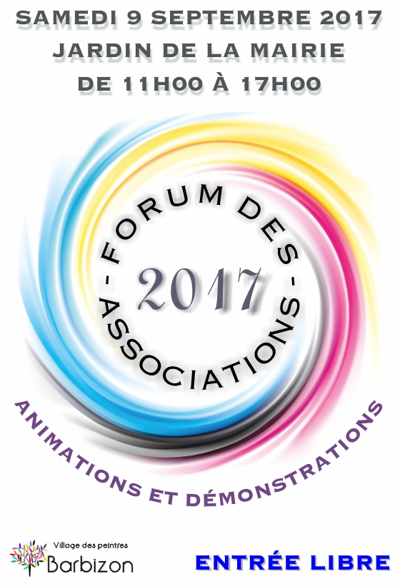 Barbizon_Affiche Forum association 20170909