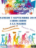 BARBIZON FORUM ASSOCIATIONS 2019 AFFICHE